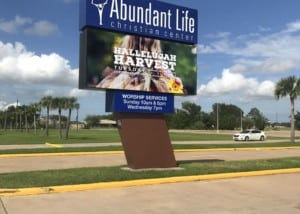 Abundant-Life-Christian-Center-Church-LED-Billboard