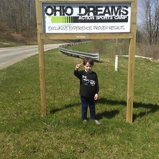 DJ Martin BMX at Ohio Dreams