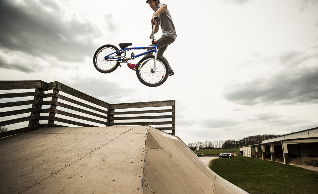 Troy Hoffman - Whip during the outdoor jam