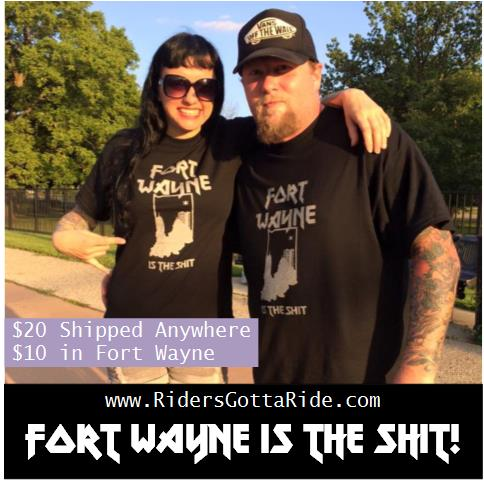 Fort Wayne is the Shit Shirt