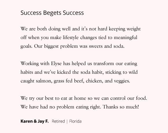 Success Begets Success