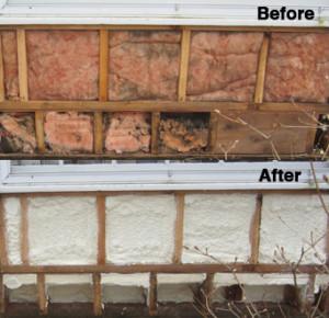 home insulation retrofit