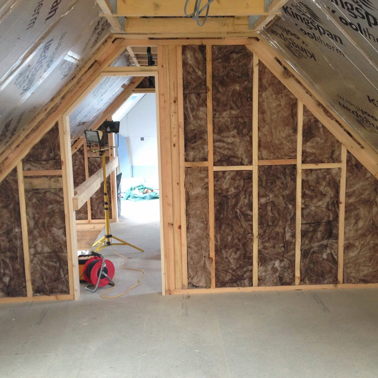 sound proofing batt insulation