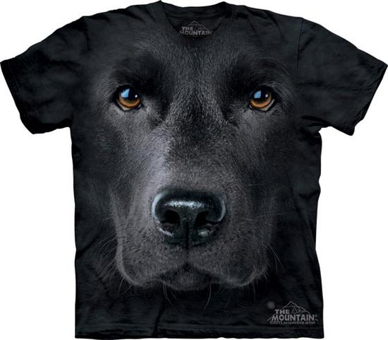 Shirts with 3D Animal Faces