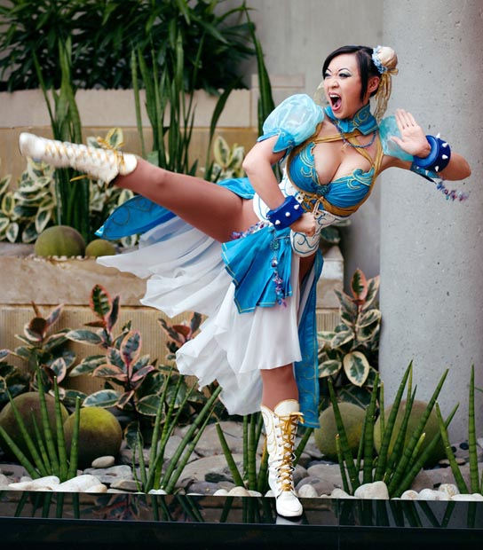39 Stunning Costumed Cosplay Girls