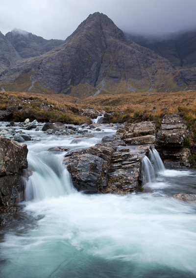 Beautiful Fairy Pools in Photos