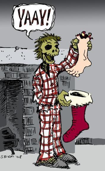 Funny Zombie Pictures & Comics