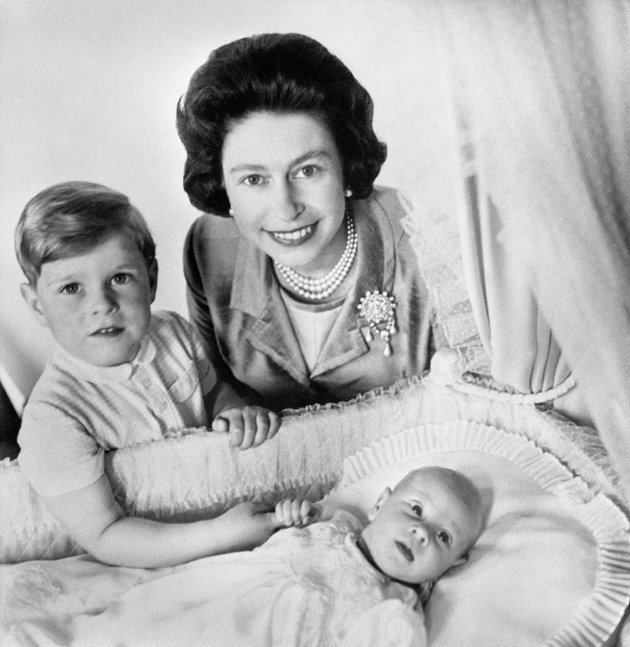 Royal Babies of the English Monarchy