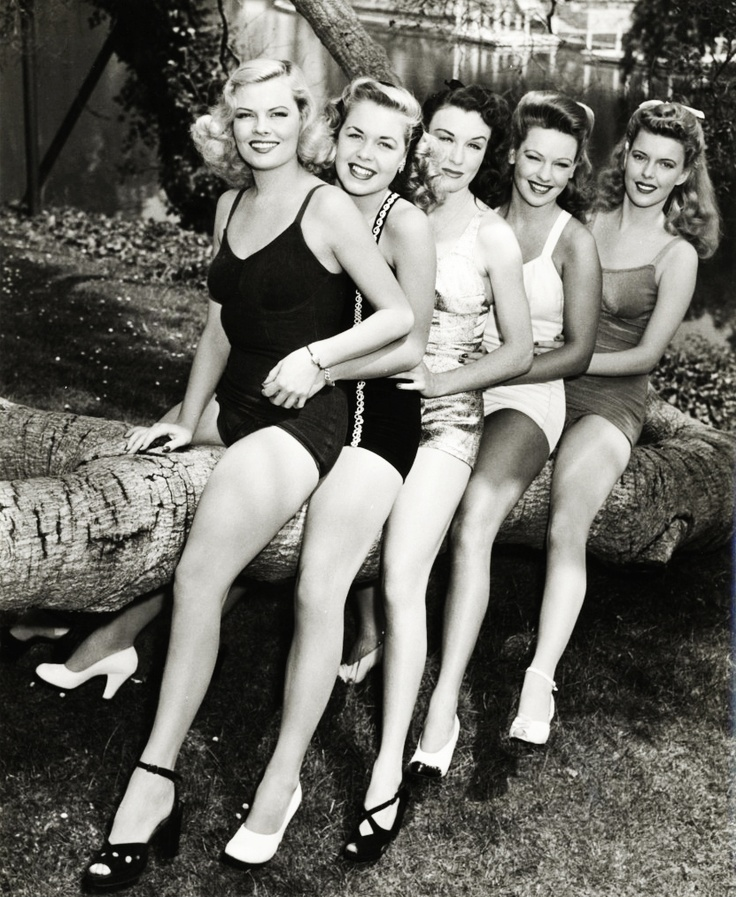 vintage swimwear photo00