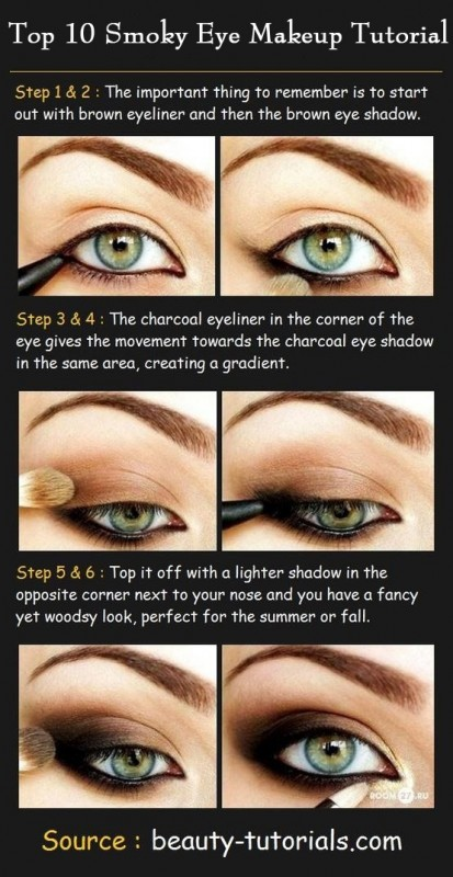 Smokey-Eye-Tutorial