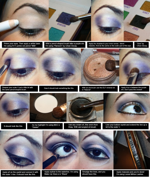 Smokey Eye Tutorial12
