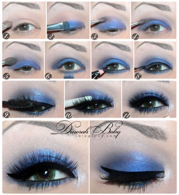 Smokey Eye Tutorial14