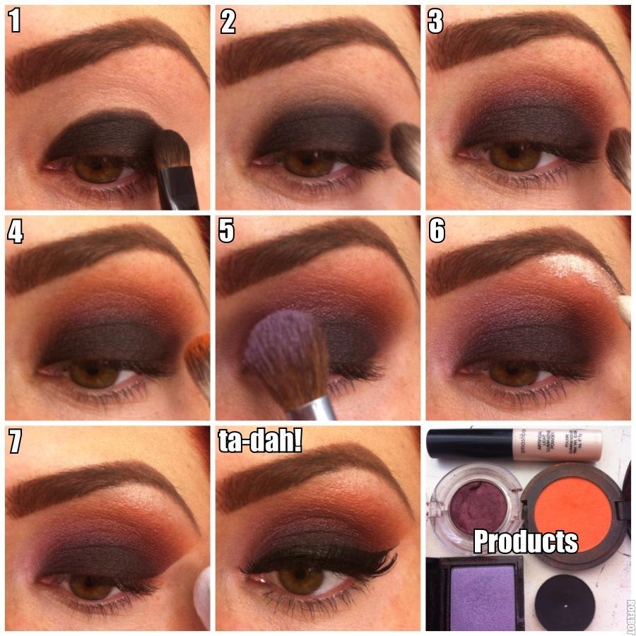 Smokey Eye Tutorial16