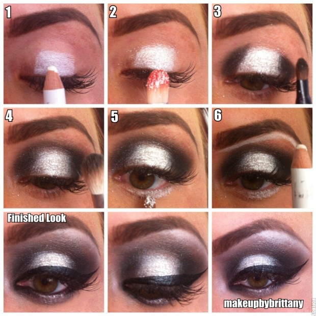 Smokey Eye Tutorial17