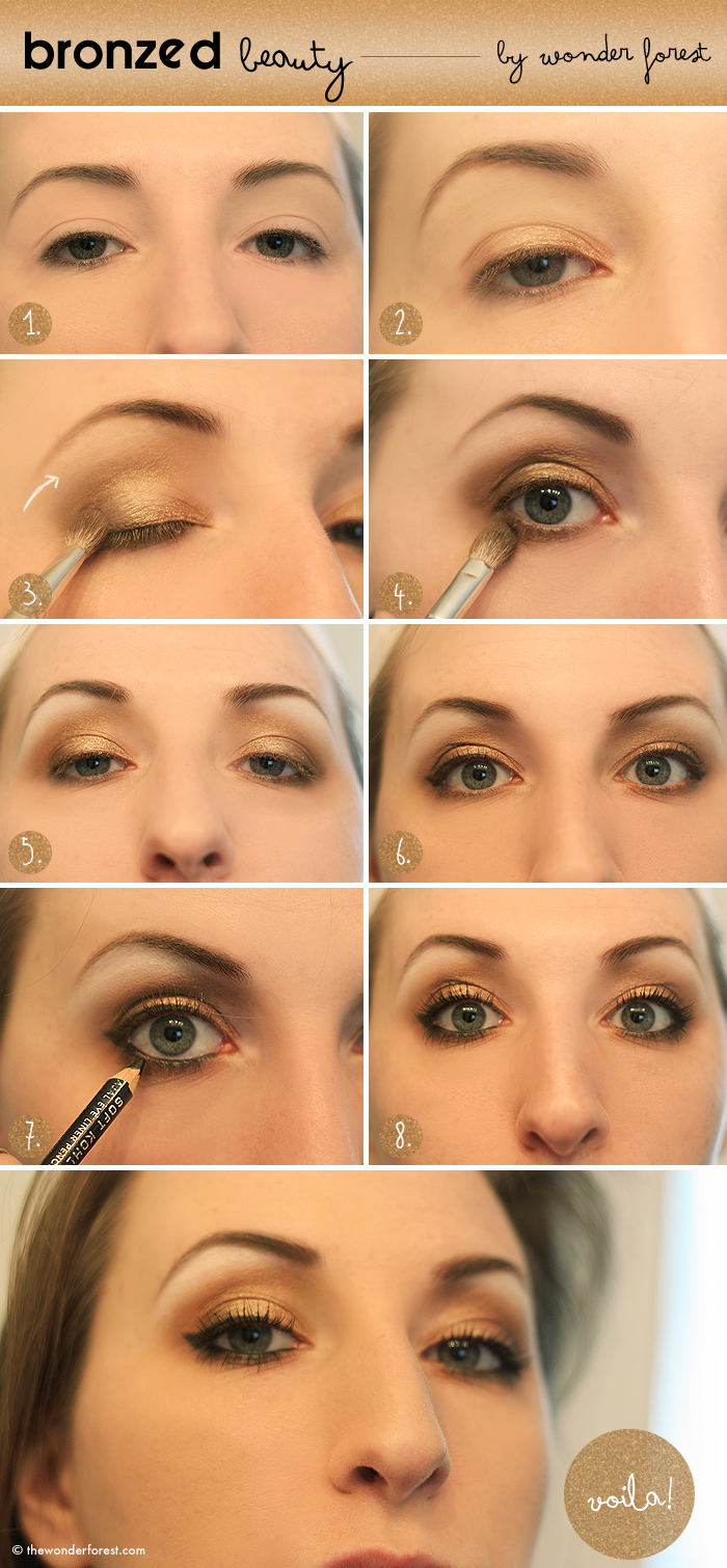 Smokey Eye Tutorial20