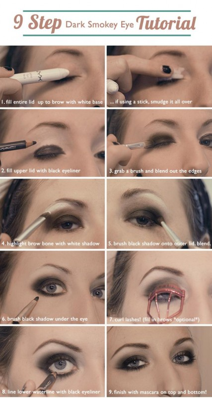 Smokey Eye Tutorial21