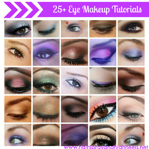 Smokey Eye Tutorial23