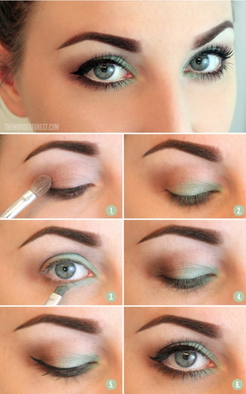Smokey Eye Tutorial24