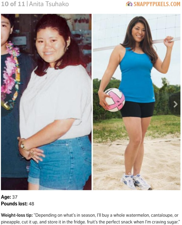11 Amazing Before and After Weight Loss Pictures from Real People