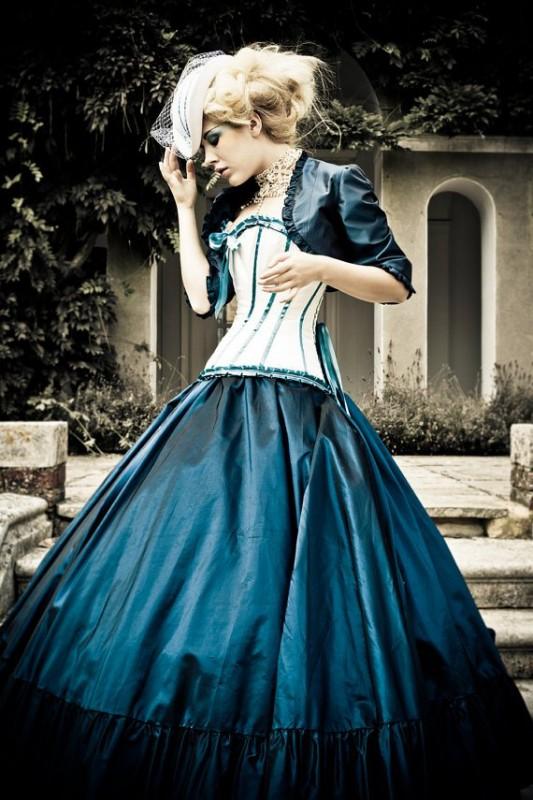 blue-bridal