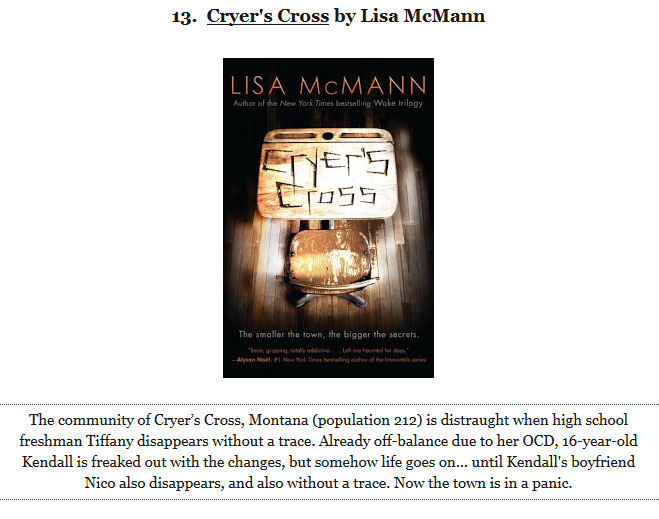 Cryer's-Cross-by-Lisa-McMann