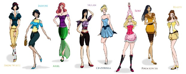 Disney_Princesses_by_Cherie327-picture