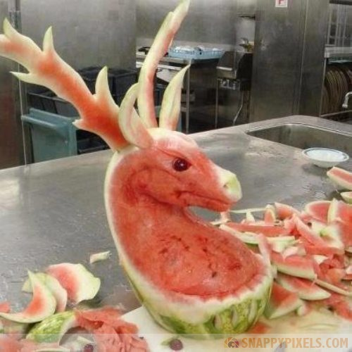Ignore Your Mom, Play with Your Food (35 Pics)