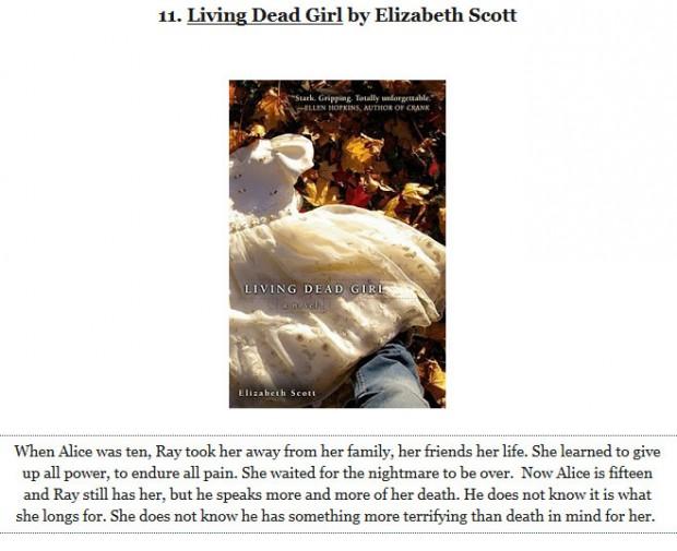 Living-Dead-Girl-by-Elizabeth-Scott