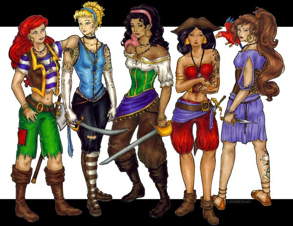 The_Pirates_of_Disney_by_geomexia-picture