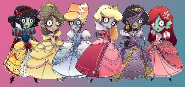 cute_monster_princesses_by_noflutter-d56bzkf-picture