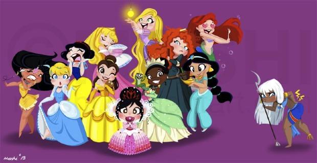 disney_princesses_by_mashi-d5x7f2d-picture