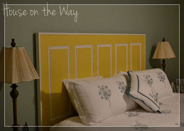 DIY Creative Headboard Ideas-13