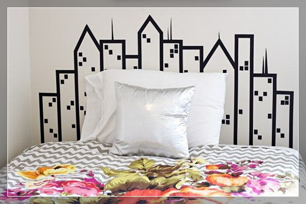 54 DIY Headboard Ideas to Make Your Dream Bedroom