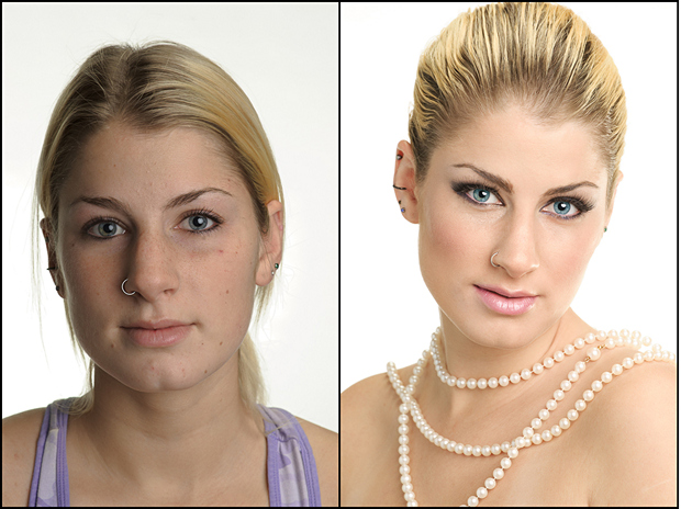 24 Real Before and After Makeup Photos – It works!
