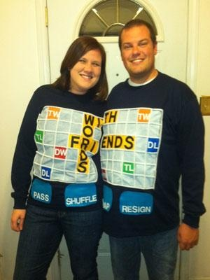 Creative Halloween Costumes for Made for Couples