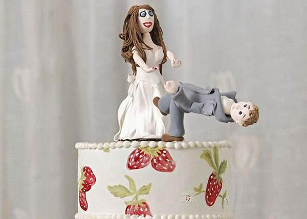 33 Funny Cakes Celebrating Your Divorce