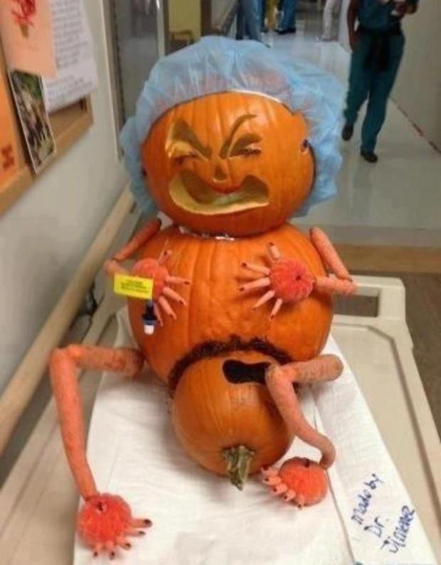 funny pumpkin11