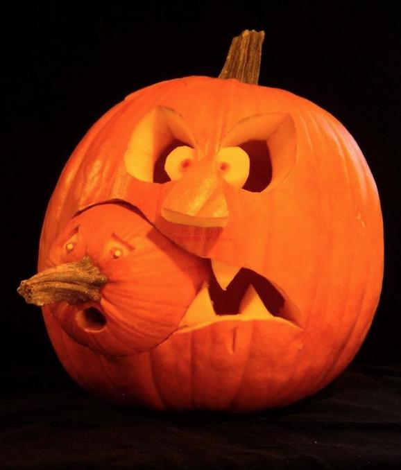 funny pumpkin15