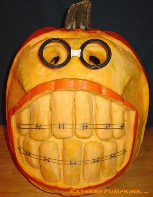 funny pumpkin6