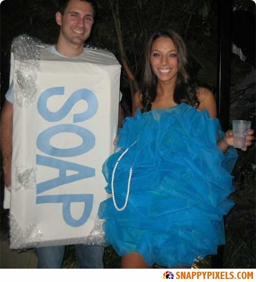 30 of the Most Clever DIY Halloween Costumes You Will Love