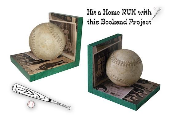diy-baseball-bookends