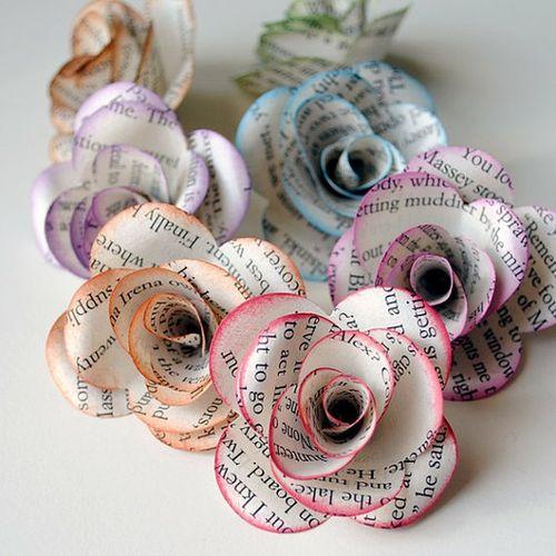 28 Simple DIY Paper Craft Ideas