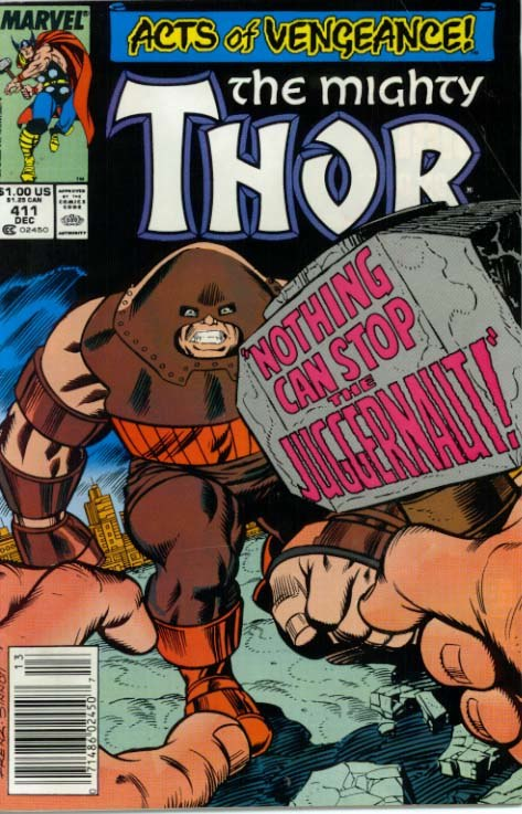 thor vs juggernaut 2