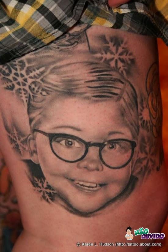 Christmas Tattoo 1