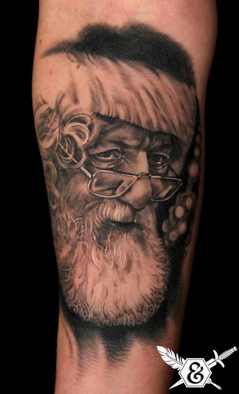 Christmas Tattoo 19