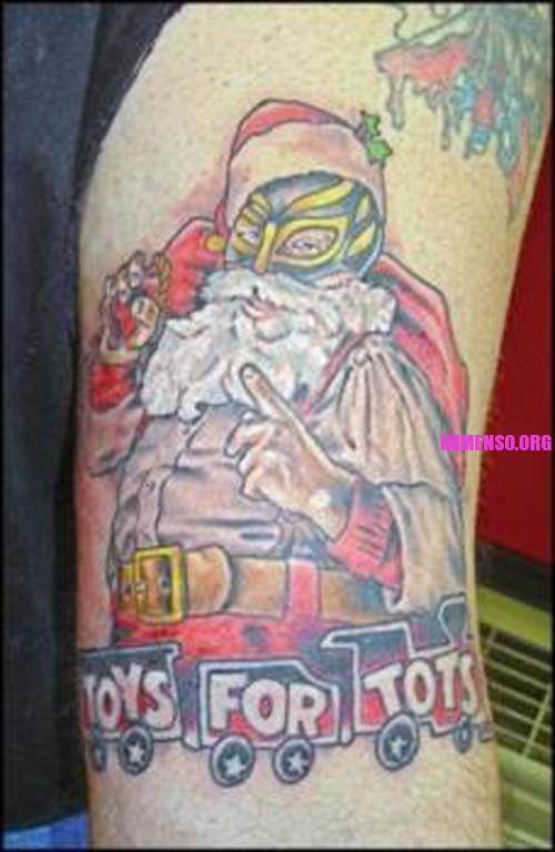 Christmas Tattoo 28