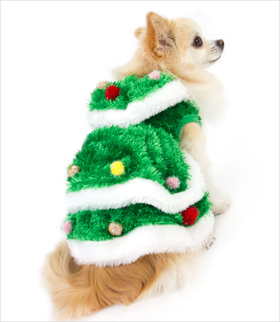 Christmas-Tree-Dog-Costume