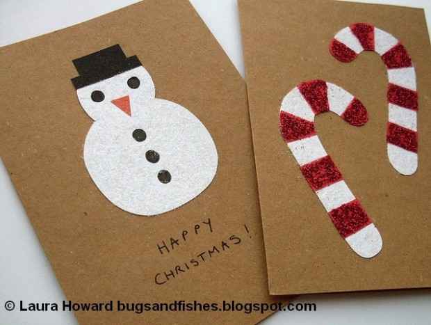 DIY Christmas Cards
