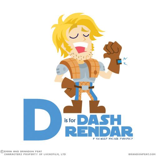Dash-Rendar