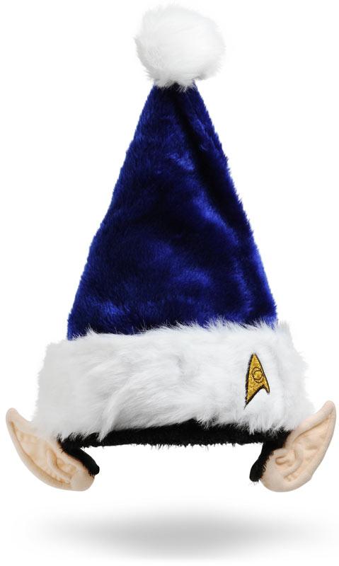 Kurt Adler Spock Santa hat